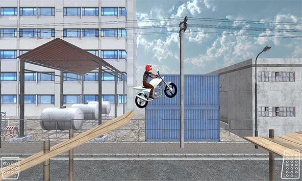Motorbike Stuntman स्क्रीनशॉट 5