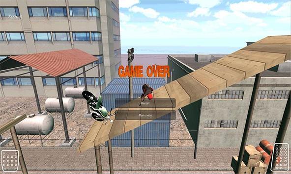 Motorbike Stuntman स्क्रीनशॉट 7