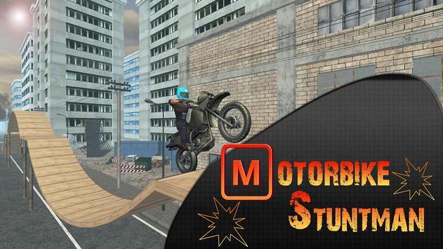Motorbike Stuntman स्क्रीनशॉट 8