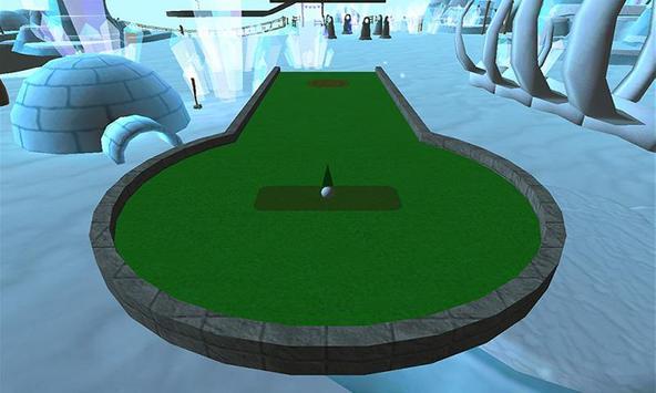 American Mini Golf स्क्रीनशॉट 1