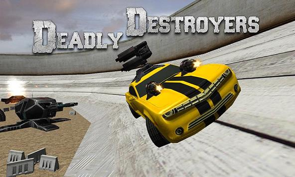 Deadly Destroyers poster