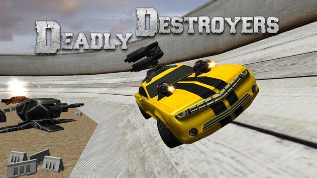 Deadly Destroyers screenshot 8