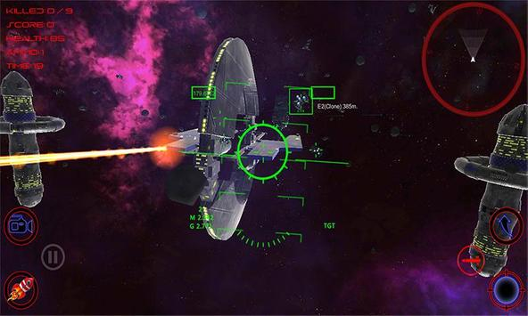 Dogfight Against Aliens screenshot 4