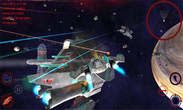 Dogfight Against Aliens screenshot 5
