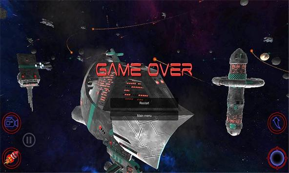 Dogfight Against Aliens screenshot 7