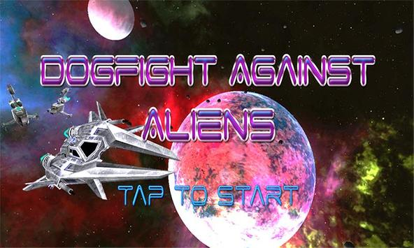 Dogfight Against Aliens 海報