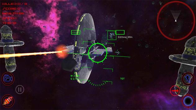 Dogfight Against Aliens screenshot 12