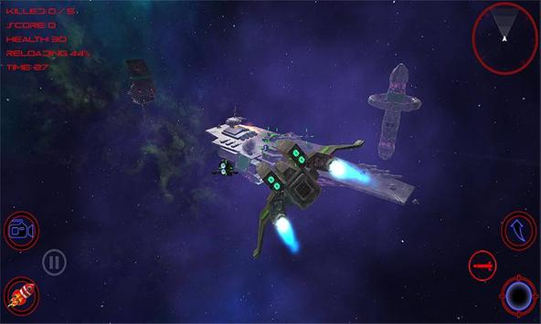 Dogfight Against Aliens screenshot 2