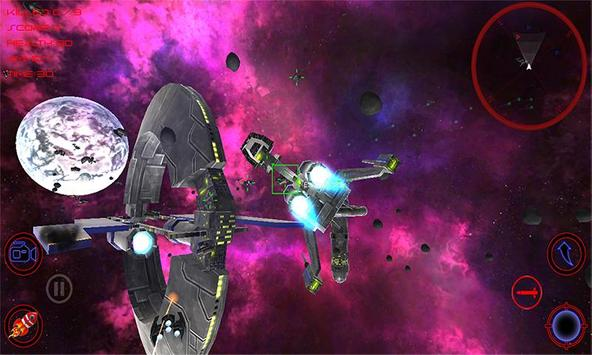 Dogfight Against Aliens screenshot 3