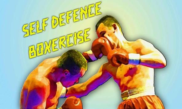 Self Defence Boxercise poster