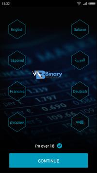 Binary Training poster