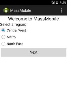 MassMobileTest apk screenshot