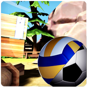 Volley Soccer Juggling icon