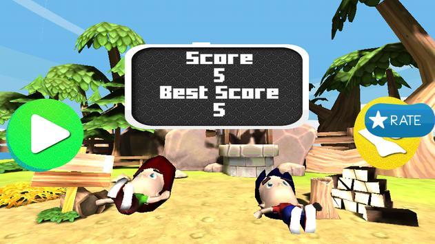 Volley Soccer Juggling screenshot 2