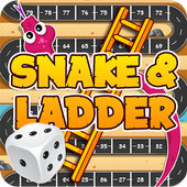 Snakes & Ladders GO icon