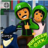 Download Game Simulation apk android Juragan Ojek gratis