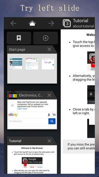 MI Browser apk screenshot