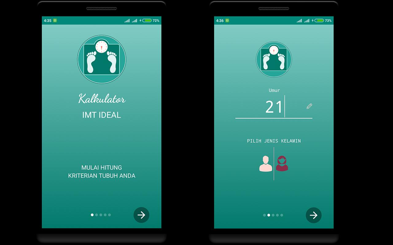 Kalkulator Imt Ideal For Android Apk Download Hitung Poster