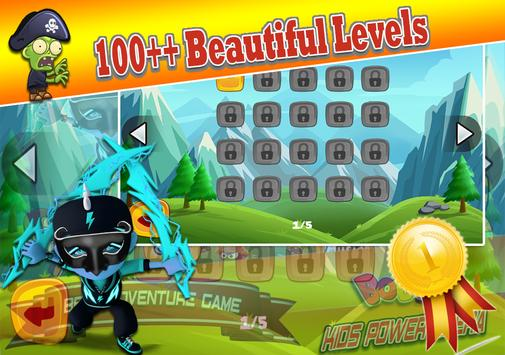 Boboy Kids Power Galaxy Sfera apk screenshot