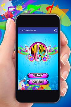 Musica Los Caminantes  Mp3 apk screenshot