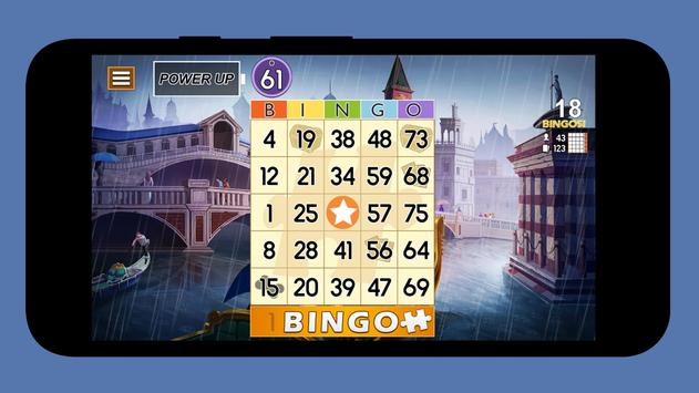 Online bingo apk screenshot