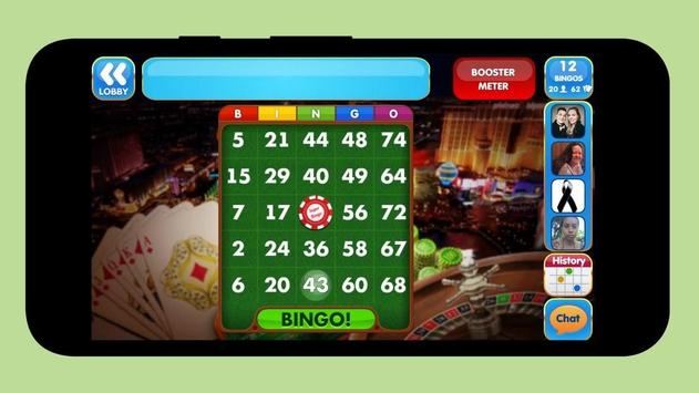 Bingo screenshot 1