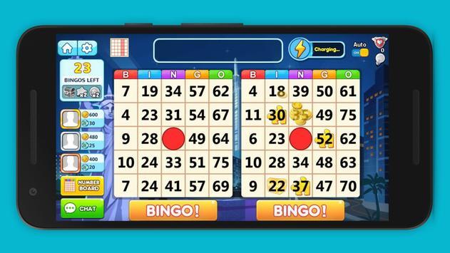 Games bingo screenshot 1