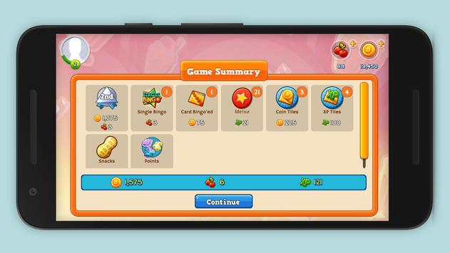 Bingo games free to play screenshot 1