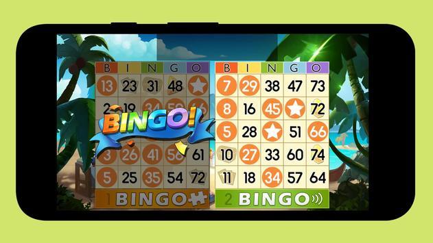 Bingo free poster