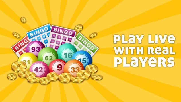Bingo & Slots! Free Bingo Games poster