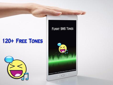 Funny SMS Tones apk screenshot