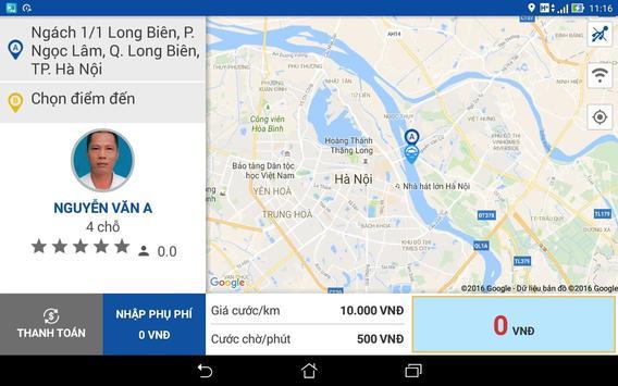Lai xe Thanh Cong Car apk screenshot