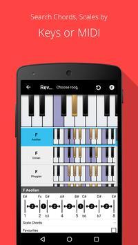 Piano Chords, Scales, Progression Companion PRO Ekran Görüntüsü 1