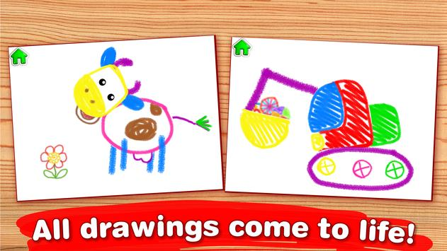 Coloring Games for kids 3 years & preschool games! APK Download ...