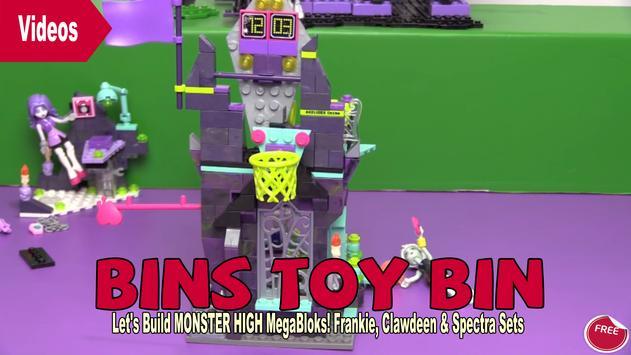 Bins Toy Bin Videos apk screenshot