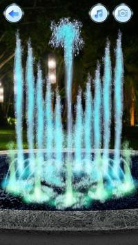 Musical Fountain Simulator poster