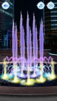 Musical Fountain Simulator screenshot 1
