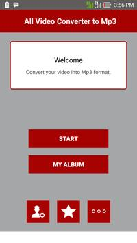 Video Converter To Mp3 poster