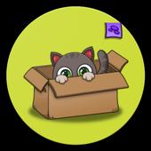 oliver Kucing Virtual icon