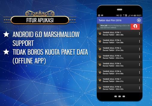 Takbir Idul Fitri apk screenshot
