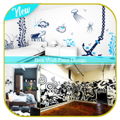 Best Wall Paint Design ikona