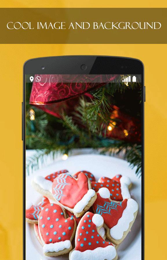 Easy DIY Merry Christmas Cookies poster