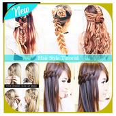 Hair Style Tutorial icon