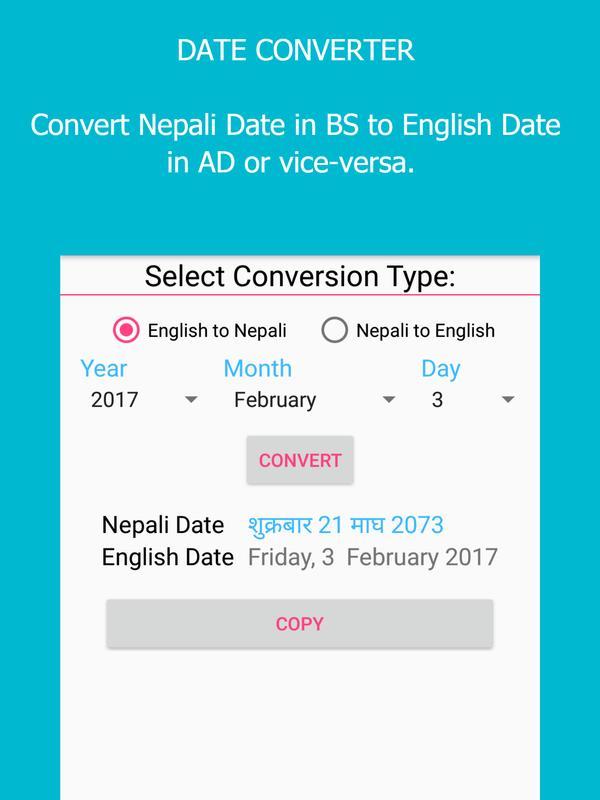 Nepali Time Screenshot 11