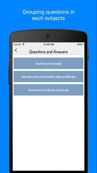 Australian Citizenship Test screenshot 13