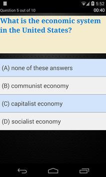 US Citizenship Test apk screenshot