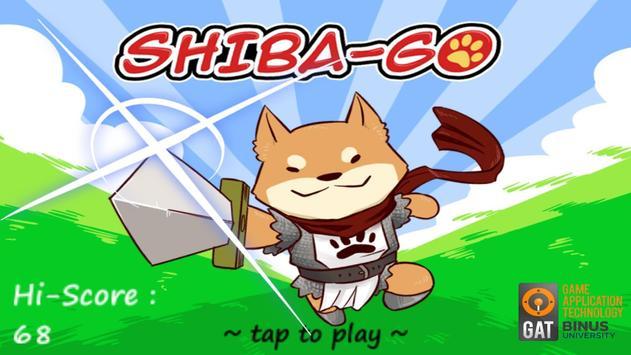 Shiba Go poster
