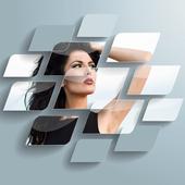 3D Photo Collage - Free icon