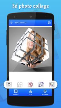 3D Photo Collage - Free apk screenshot