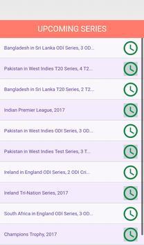 Live Cricket Score screenshot 6